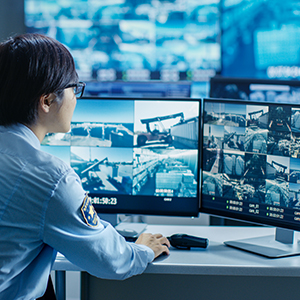 End users: Control Room Supervisors & Operators AV,IT, Security Departments
