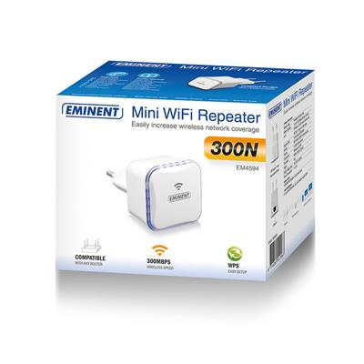 Eminent WiFi repeater, 300N