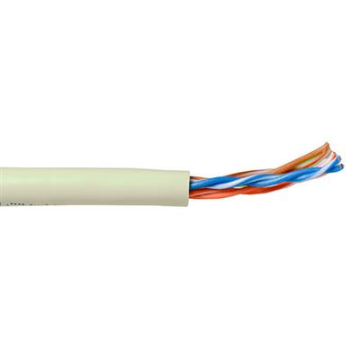 ACT CAT5E U/UTP stranded patch ivory 305 m