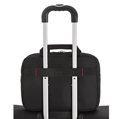 Samsonite 55921-1041 GuardIT shoulder bag 16 inch, black