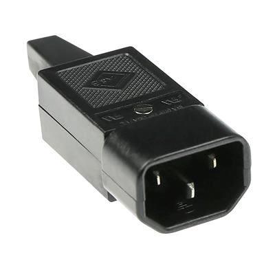 MPE-Garry 42R041311 C14 Power connector male